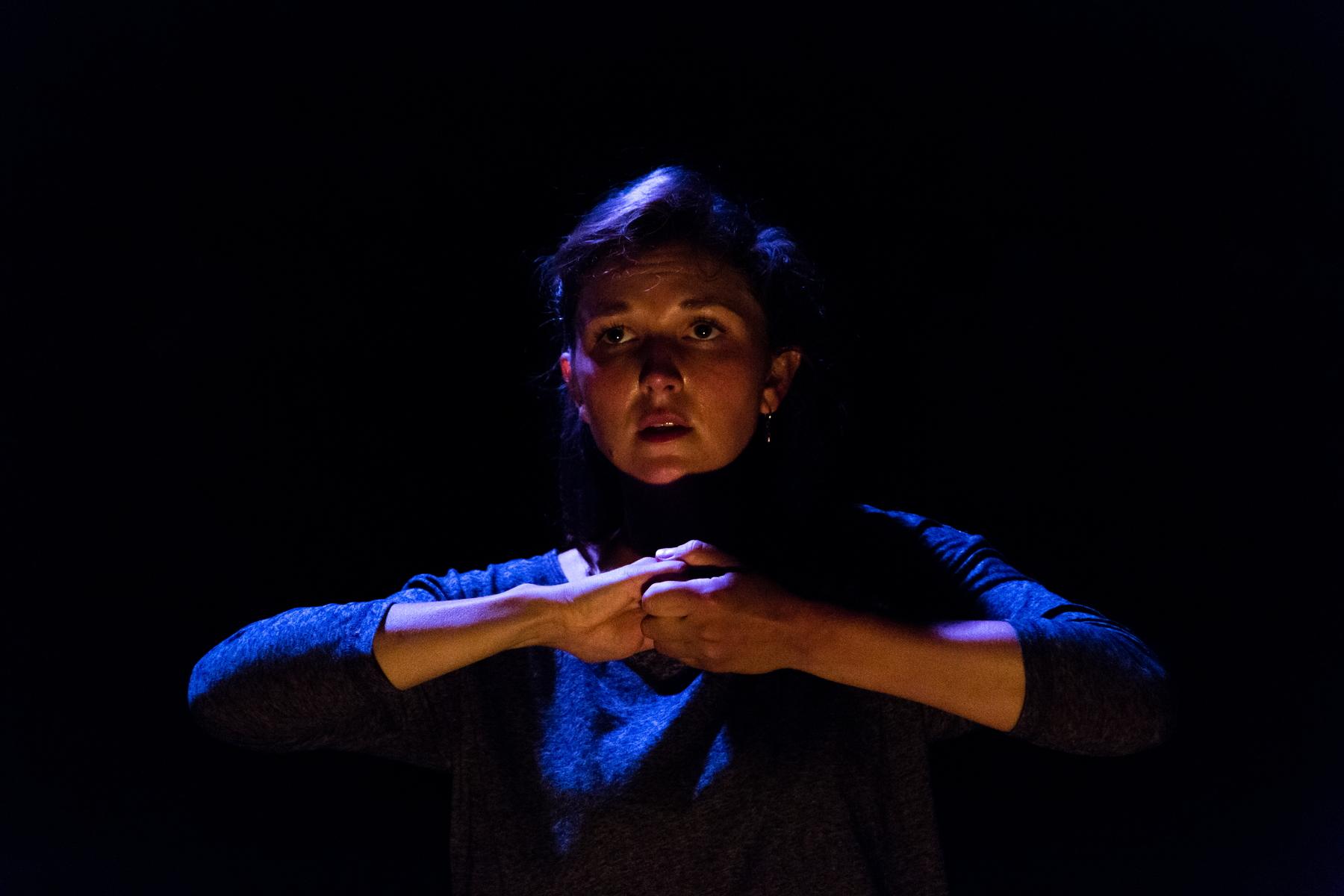 KOHLHAAS - photo de Romain Kosellek - représentation à L'étoile du nord dans le cadre de ON n'arrête pas le théâtre - juin 2017